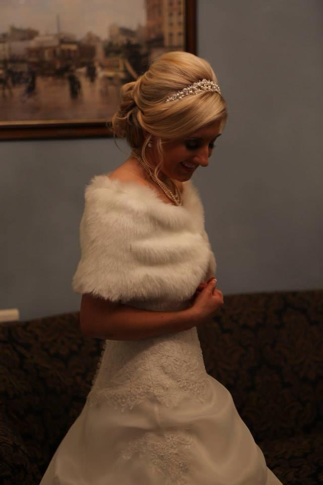 Fiona Munro wedding dress